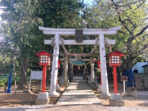 金明町氷川神社