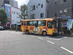 パリポリくんバス