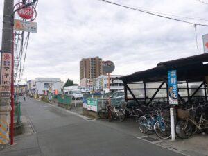 新田駅西口
