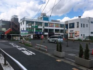 谷塚駅西口